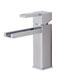 Aquabrass Nickel, Satin Lavatory Faucet Product Number: 77314BN
