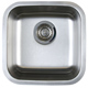 Blanco Stainless Steel, Satin Prep Sink Product Number: 441026