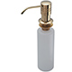 California Faucet Copper, Polished Soap Dispenser Product Number: 9631-PCO