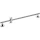 California Faucet Black Shower Bar Product Number: SB-62-MBLK