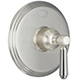 California Faucet Nickel, Polished PVD Pressure Balance Shower Trim Product Number: TO-PBL-33-PN