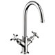 Axor Chrome, Polished Bar Faucet Product Number: 16806001