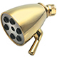 California Faucet Brass, Antique Shower Head Product Number: SH-04-AB