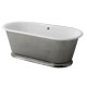 Waterworks Nickel, Antique Bath Tub Product Number: 13-09168-61422
