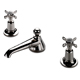 Waterworks Nickel, Polished Lavatory Faucet Product Number: 07-30856-96208