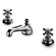 Waterworks Chrome, Polished Lavatory Faucet Product Number: 07-44696-95653