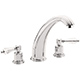 California Faucet Nickel, Satin Tub Filler Product Number: TO-6908-BN