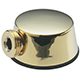 California Faucet Gold, Polished Supply Elbow Product Number: SH-10-PG