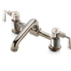 Waterworks Nickel, Satin Lavatory Faucet Product Number: 07-77011-75588
