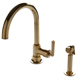 Waterworks Brass, Antique Kitchen Faucet Product Number: 07-95595-08168