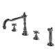 Waterworks Brass, Unlacquered Kitchen Faucet Product Number: 07-43685-98477