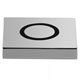 Dornbracht Nickel, Satin Air Switch Product Number: 10 714 970-06