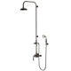 Waterworks Nickel, Satin Shower Column Product Number: 05-59761-26060