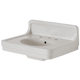 Waterworks White Lavatory Sink Product Number: 11-25880-66006