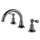 Waterworks Bronze, Oil Rubbed Lavatory Faucet Product Number: 07-21513-30507