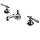 Waterworks Bronze, Oil Rubbed Lavatory Faucet Product Number: 07-40034-56598