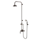 Waterworks Brass, Unlacquered Shower Column Product Number: 05-28188-32473