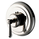 Waterworks Nickel, Polished Thermostatic Trim Only Product Number: 05-31744-50646