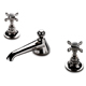 Waterworks Nickel, Polished Lavatory Faucet Product Number: 07-65084-46646