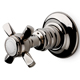 Waterworks Chrome, Polished Volume Control Trim Product Number: 05-36436-19398
