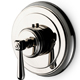 Waterworks Chrome, Polished Thermostatic Trim Only Product Number: 05-41881-12570