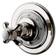 Waterworks Nickel, Satin Thermostatic Trim Only Product Number: 05-54695-34500