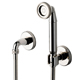 Waterworks Nickel, Satin Handshower Kit Product Number: 05-72060-44013