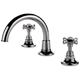 Waterworks Nickel, Polished Lavatory Faucet Product Number: 07-03947-68348