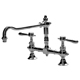 Waterworks Nickel, Satin Kitchen Faucet Product Number: 07-12664-62931