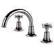 Waterworks Nickel, Polished Lavatory Faucet Product Number: 07-17296-55160