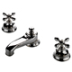 Waterworks Nickel, Polished Lavatory Faucet Product Number: 07-19587-33073