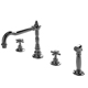Waterworks Nickel, Satin Kitchen Faucet Product Number: 07-44679-60005