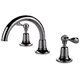 Waterworks Chrome, Polished Lavatory Faucet Product Number: 07-45270-33075