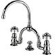 Waterworks Chrome, Polished Lavatory Faucet Product Number: 07-52592-86700
