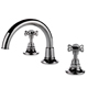 Waterworks Chrome, Polished Lavatory Faucet Product Number: 07-54036-15601