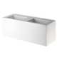 Waterworks Nickel, Satin Lavatory Sink Product Number: 11-05433-74958