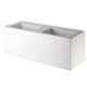 Waterworks Nickel, Satin Lavatory Sink Product Number: 11-05433-74958