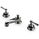 Waterworks Nickel, Satin Lavatory Faucet Product Number: 07-16667-89855