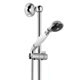 Dornbracht Nickel, Polished Handshower Kit Product Number: 26 403 360-080010