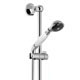Dornbracht Nickel, Polished Handshower Kit Product Number: 26 403 370-080010