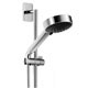Dornbracht Nickel, Satin Handshower Kit Product Number: 26 403 710-060010