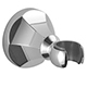 Dornbracht Nickel, Polished Handshower Holder Product Number: 28 050 370-08