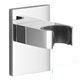 Dornbracht Brass, Satin (Coated) Handshower Holder Product Number: 28 050 730-47