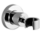 Dornbracht Nickel, Satin Handshower Holder Product Number: 28 050 892-06